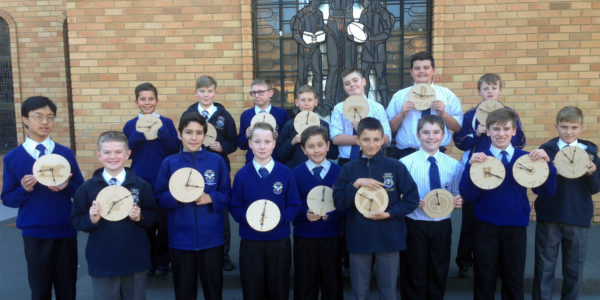 JS Woodwork Clocks 1