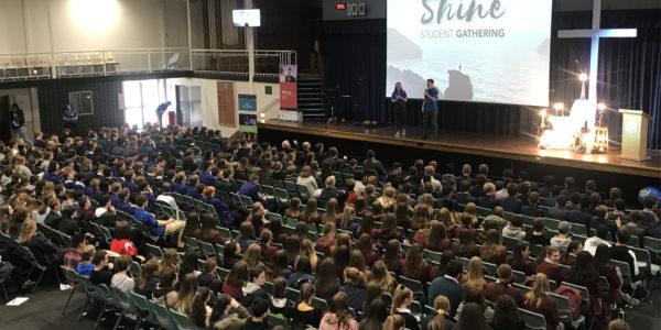 Shine Student Gathering 1