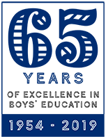 65 Years Logo