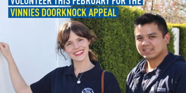 Vinnies Doorknock 2019