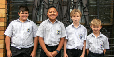 Junior School Leaders